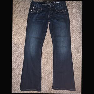 NEVER WORN MISS ME JEANS! Size 29